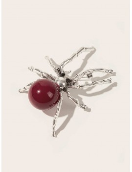1pc Spider Design Brooch