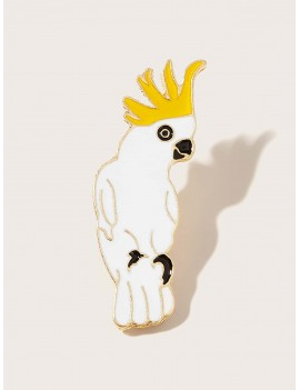 1pc Parrot Brooch