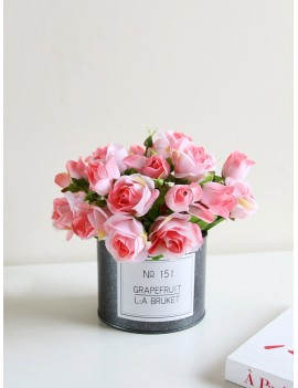 Artificial Potted Rose