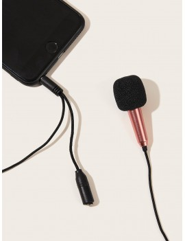 Portable Wired Mini Microphone
